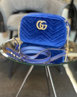 Sac Gucci Marmont velours