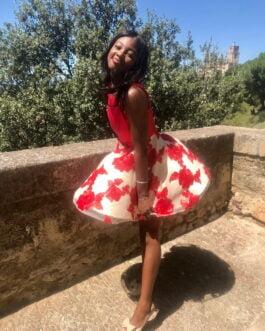 La robe rouge Shay