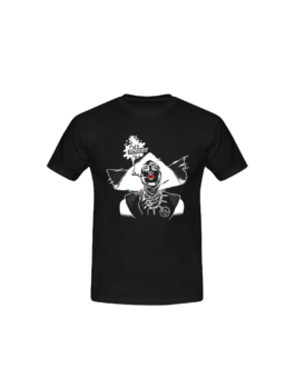 Tee-shirt Barbara noir
